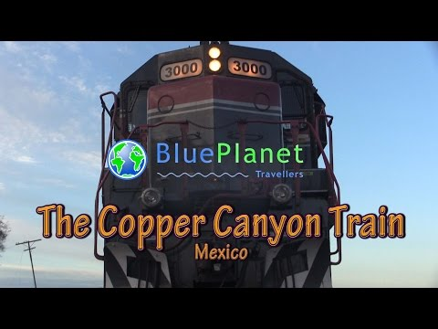 Copper Canyon Railway Mexico - the trip of a lifetime