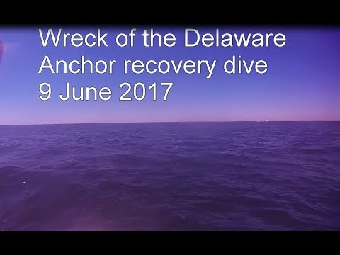 anchor recovery 9 June 2017