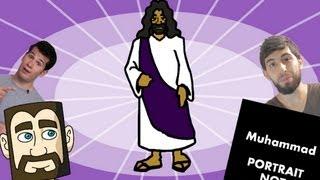 Sorry Kamal Saleh but Jesus is STILL better than Muhammad!