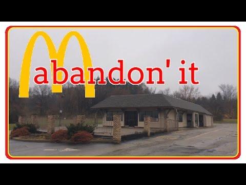 I'm Lovin' It - Abandoned McDonald's