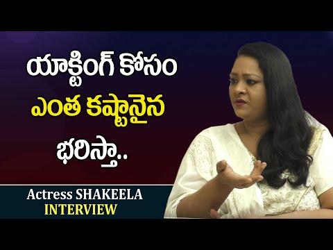 Actress Shakeela Exclusive Interview   Shakeela About Ram Gopal Varma   Mia Malkova   HiFiTV