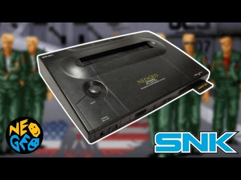 Você conhece o console Neo Geo?