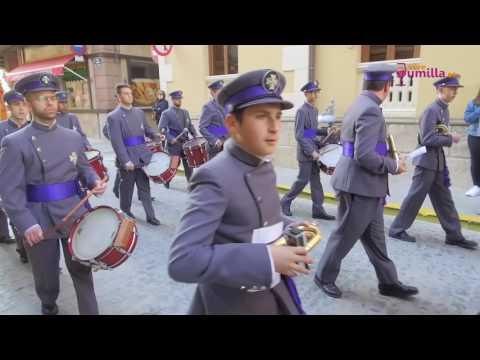 Desfile VIII Certamen de Bandas de Cornetas y Tambores