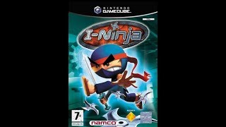 I-ninja gameplay (gamecube)
