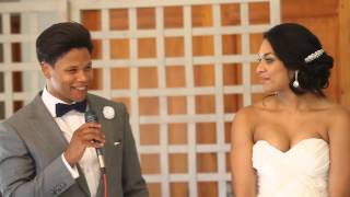 Jaen and Jade wedding preview, Bon Cap Robertson - 28 November 2014