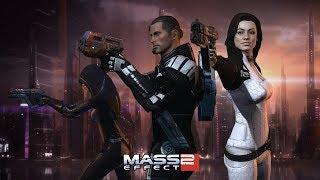 [Стрим] Mass Effect 2 Шепард убивает монстров