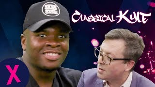 Big Shaq Explains 'Buss it Down' To A Classical Music Expert | Classical Kyle | Capital XTRA