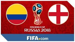 KOLUMBIA vs ANGLIA ⚽ FIFA 2018 Labdarúgó VB #5
