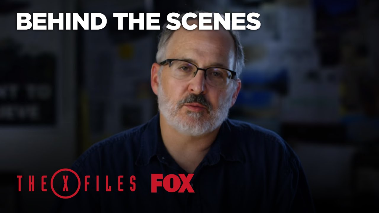 The X-Files writer Darin Morgan on the art of satirizing Mulder and Scully