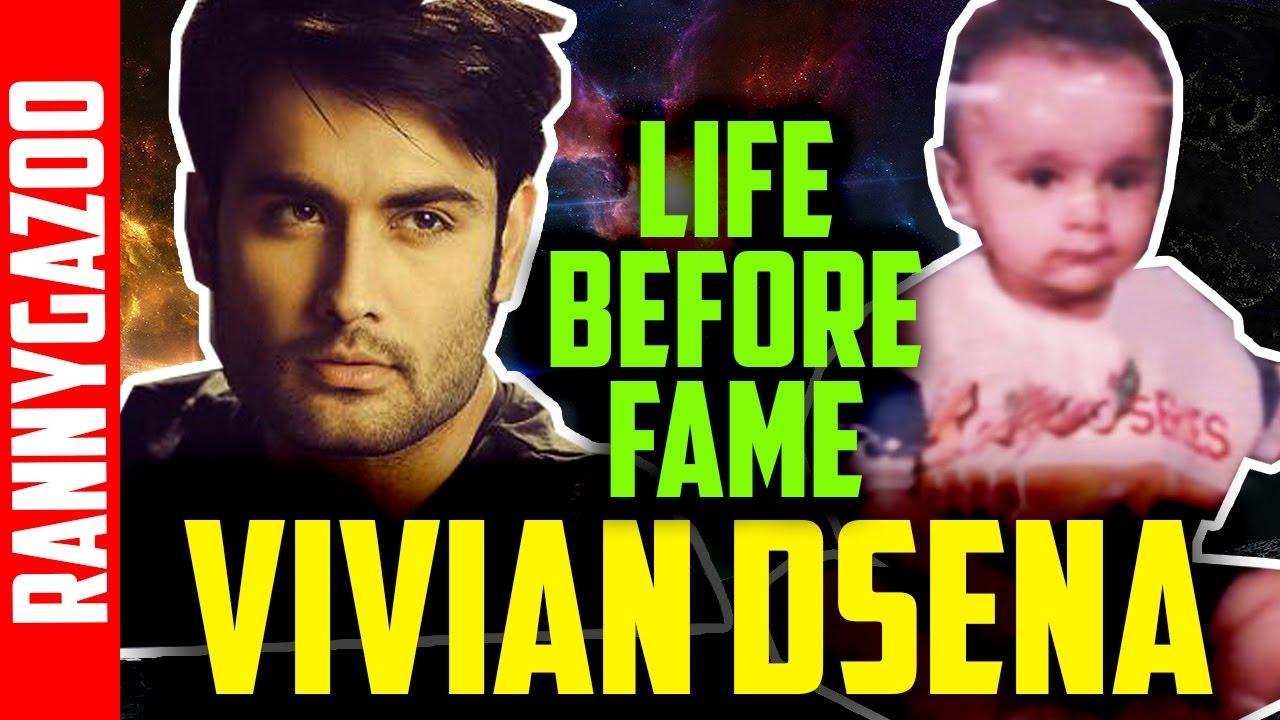 Vivian dsena biography - Profile, family, age, wiki, childhood pics & early  life - Life Before Fame
