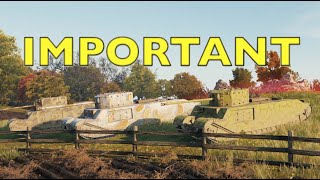 WOT - TOG III Times Three Very Important | World of Tanks