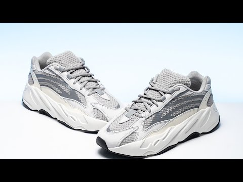 """YEEZY BOOST 700 V2 """"STATIC"""" FIRST LOOK"""
