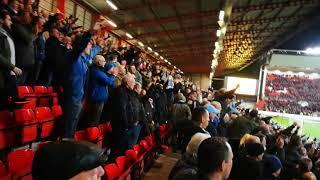Bristol City v Manchester City 2:3 carabao cup semi final