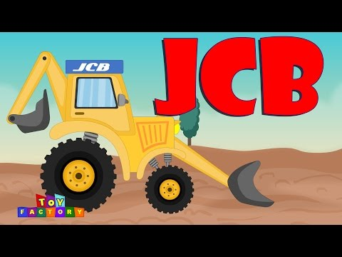 jcb | jcb cartoon | jcb for kids | joey jcb cartoon | toy factory jcb | excavator cartoon | jcb toy