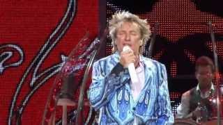 ROD STEWART - GASOLINE ALLEY - live LG ARENA BIRMINGHAM 20-06-13