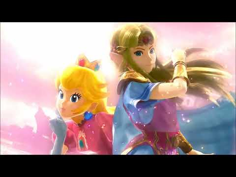 Smash Bros Ultimate Commercial with Indestructible (Street Fighter IV Intro Theme)