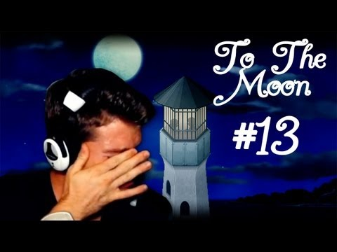 SADDEST VIDEO GAME I'VE EVER PLAYED #allthetears   To The Moon (Part 13)