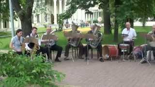 """Духовой оркестр """"Реприза"""" - Старый извозчик"""