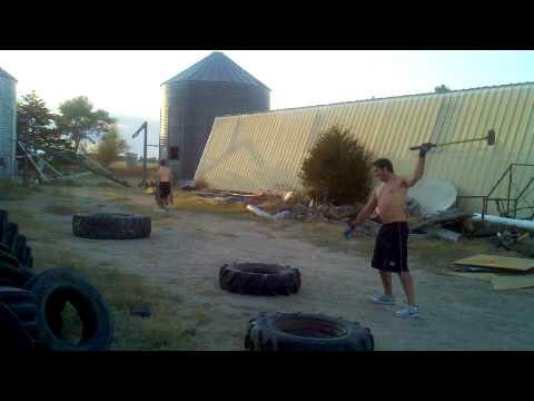 Farm Boy workout
