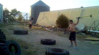 Farm Boy workout