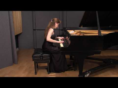 Marianna Prjevalskaya plays Rachmaninoff Etude-Tableau op.39, no.5 in E flat minor