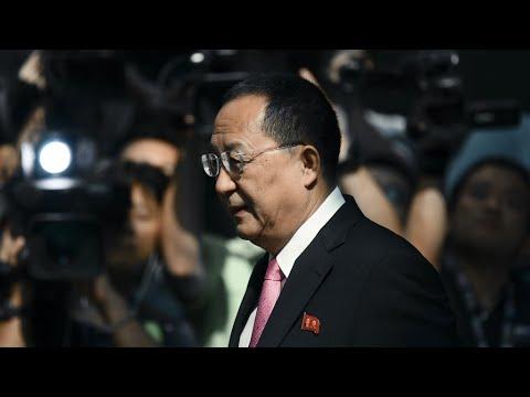 US - North Korea Tensions: Pyongyang accuses Trump of declaring war