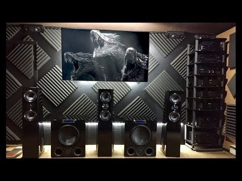 SVS Atmos-Dts x Home Theater