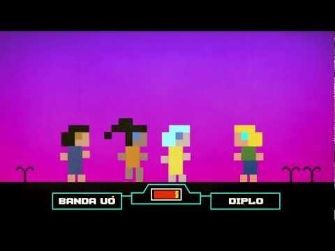 Banda Uó - Gringo (Lyric Video)