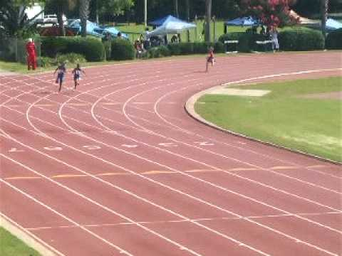 how to run fast 200 meters