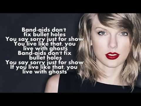 Taylor Swift Bad Blood Lyrics.mp3 free download