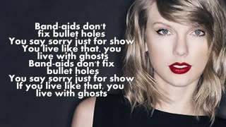 Taylor Swift Bad Blood Lyrics.mp3 free download