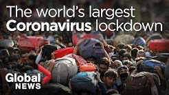 India lockdown: How the world's largest coronavirus lockdown is unfolding