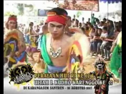 Jathilan Kudho Karenggo di Santren Agustus 2007 B4 Part1