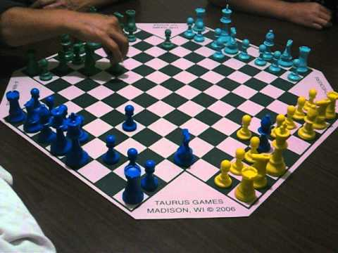 4-Way Chess Games  (1)