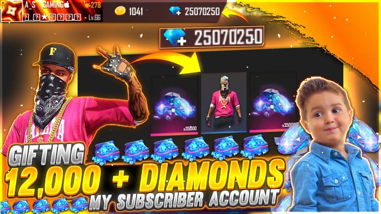 Buying 12,000 Diamonds & Dj Alok In Subscriber id| Birthday Gift| Crying Moment😢 -Garena free fire