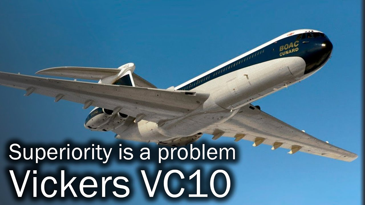 Download Vickers VC10 - the lost flagship