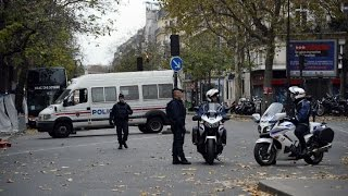 Paris Attacks: Police carried out 168 raids overnight in all major French cities