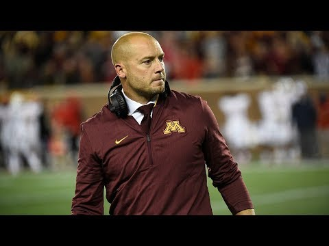 Press Conference: P.J. Fleck Previews Gophers at Illinois