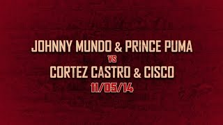 lucha underground 11 5 14 puma mundo vs castro cisco full fight
