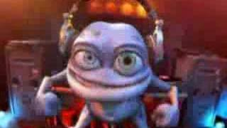 CRAZY FROG/POPCORN SONG