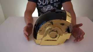 Building a Daft Punk Guy Helmet