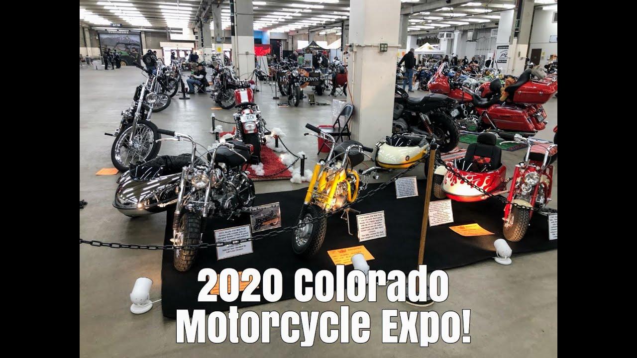 2020 Colorado Motorcycle Expo