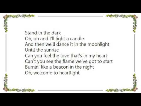 Kenny Loggins- Welcome to Heartlight (HQ) Lyrics - YouTube