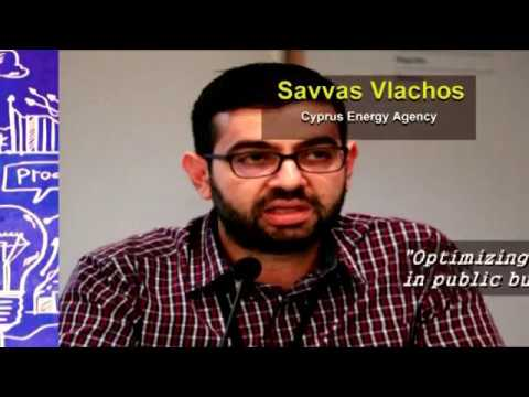 Savvas Vlachos, Cyprus Energy Agency