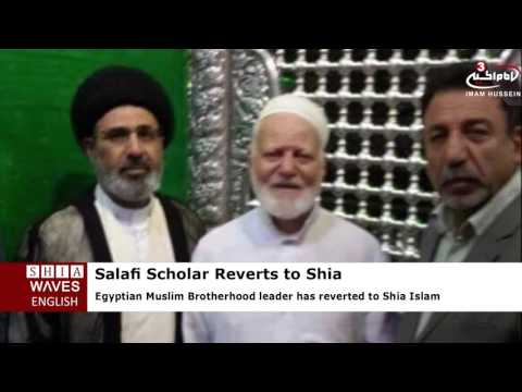 Egyptian Brotherhood Leader Reverts to Shia Islam in Holy Karbala