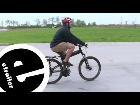 Montague Paratrooper PRO Folding Bike Review - etrailer.com