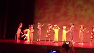 imba wimbo - dress rehearsal