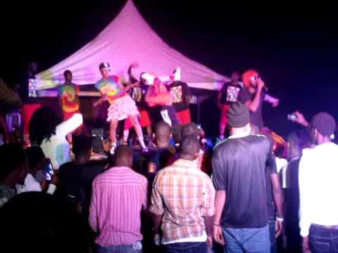 IWAN Performing Live @ Iwan Unity Concert 2012 at Tawala Beach (www.Ghamaicans.com)