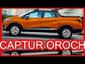 PHOTOSHOP Renault Captur Oroch 2018 @ Captur Pickup