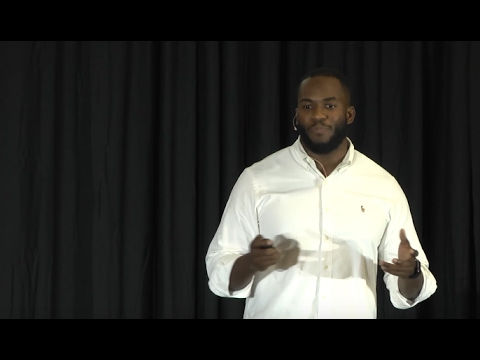 Brightening the Future of Young Men of Color | Marvin Pierre | TEDxLSCTomball